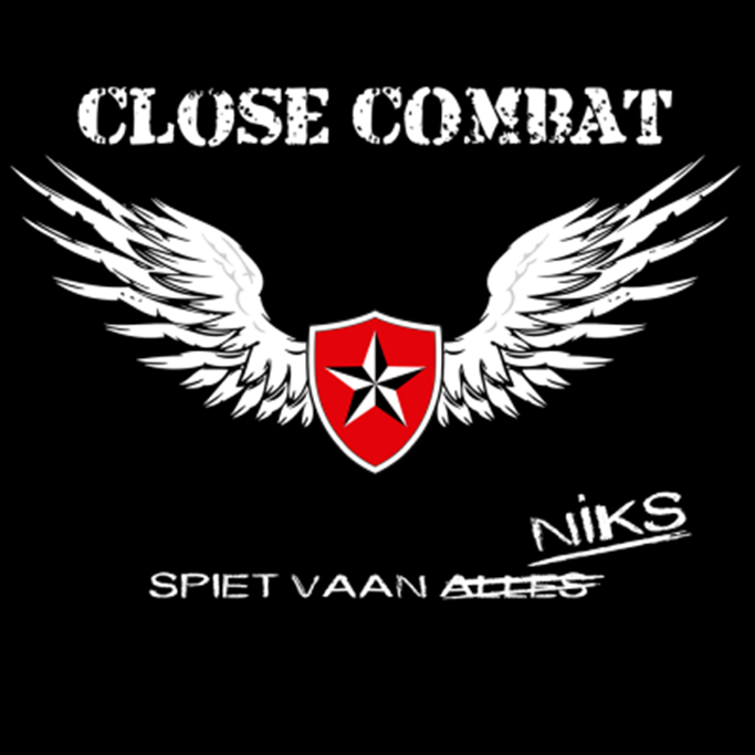 "CLOSE COMBAT ""Spiet van alles"""