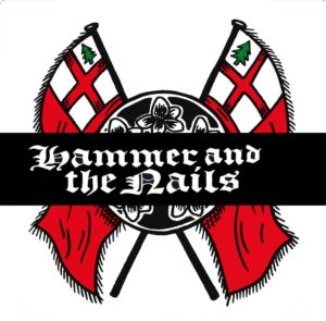 """Hammer and the Nails """"Badge of dishonor"""" 7″"""