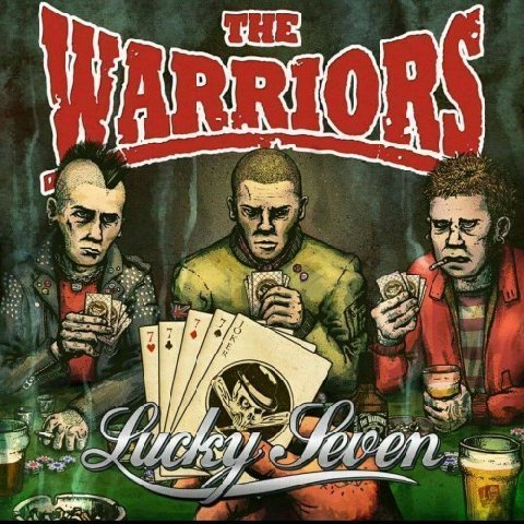 THE WARRIORS: LUCKY SEVEN!