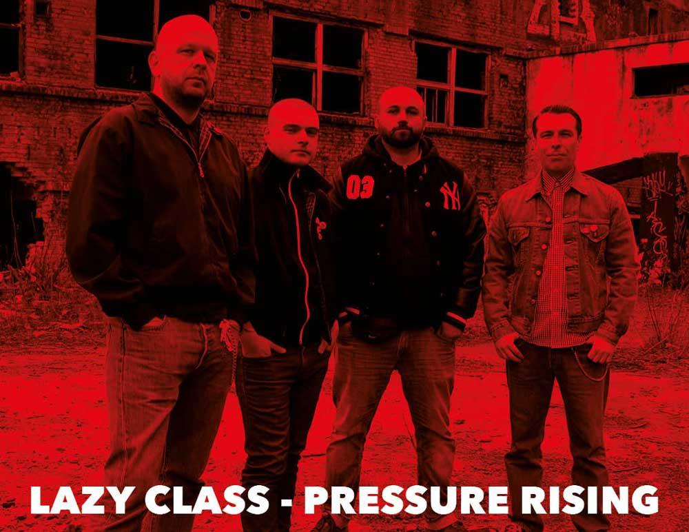 LAZY CLASS GOES PRESSWERK!