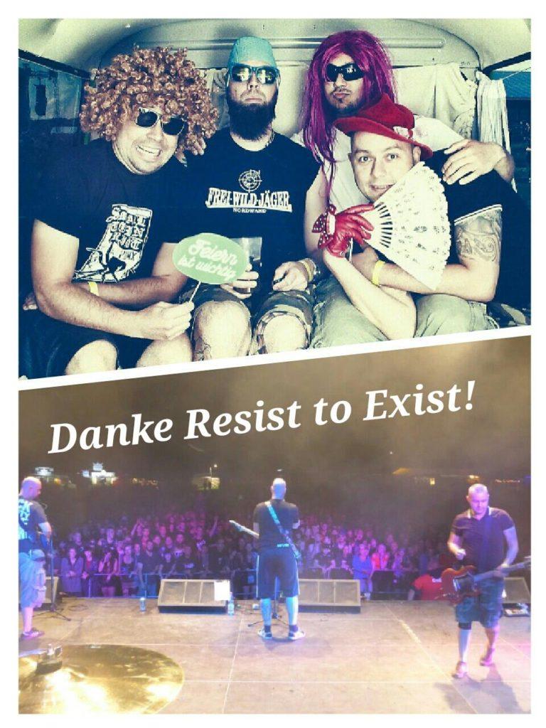 BERLINER WEISSE: EXIST AFTER RESIST!