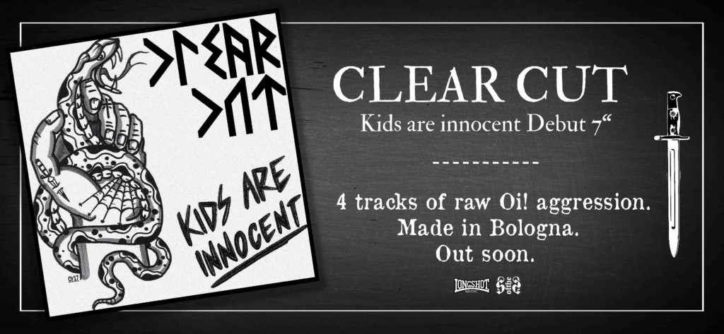 CLEAR CUT: KIDS ARE INNOCENT!