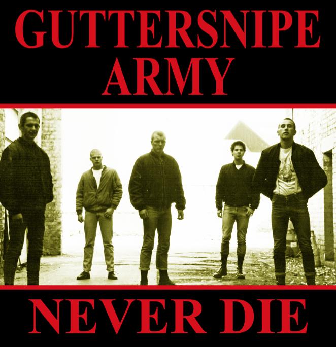 GUTTERSNIPE ARMY WIEDER AUF VINYL!