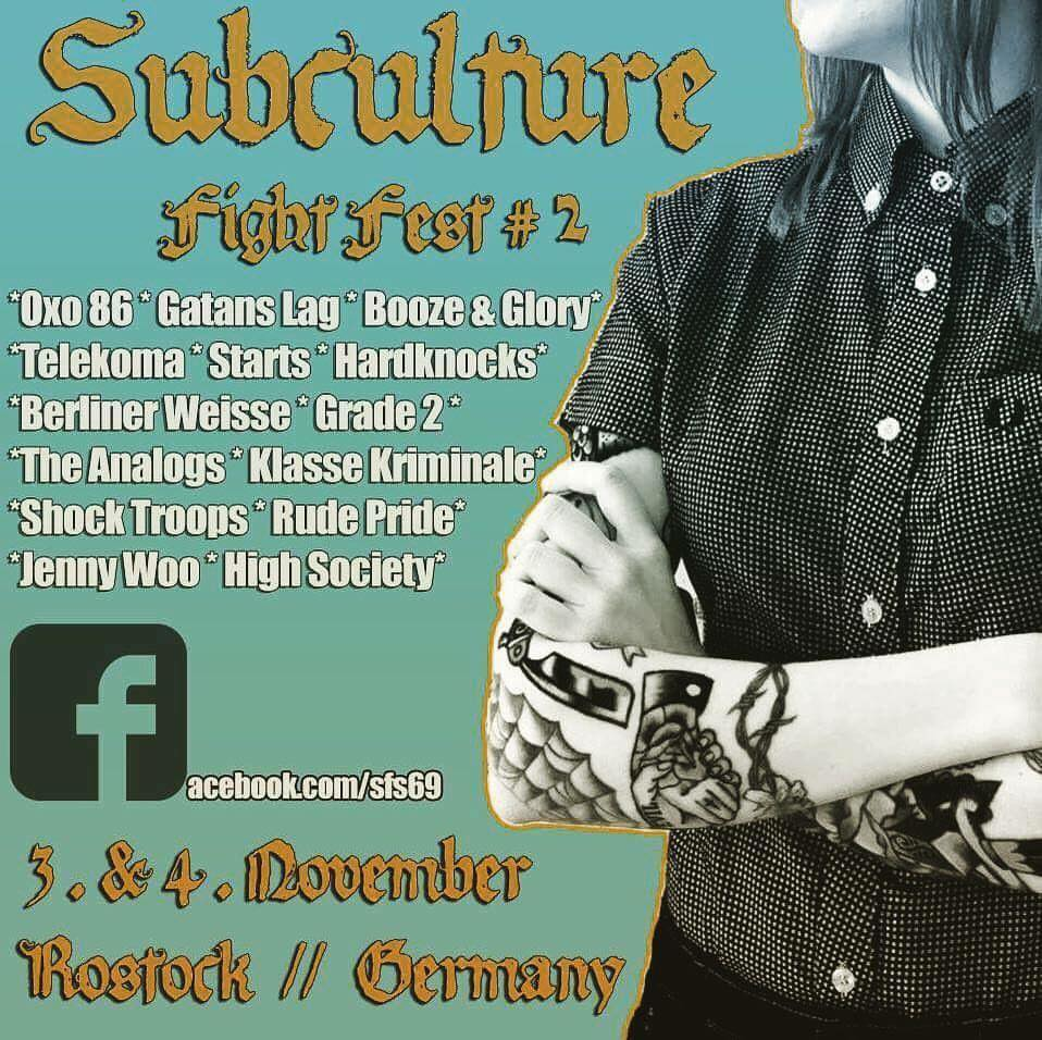 SUBCULTURE FIGHT FEST 2!