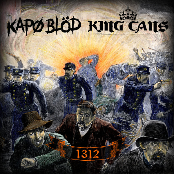 KING CANS MEETS KAPO BLOED!