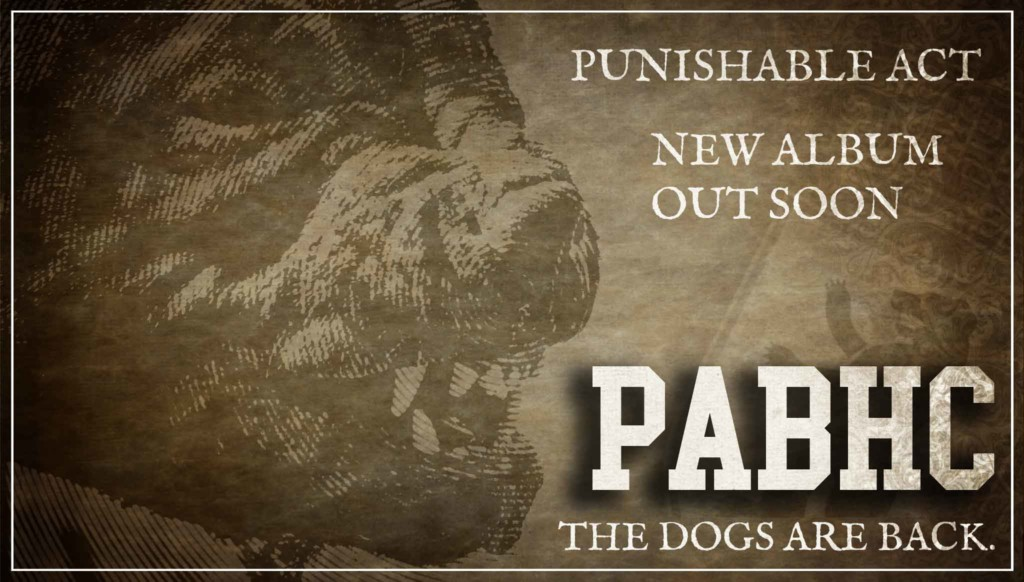 DIE DOGS OF HARDCORE SIND WIEDER LOS!