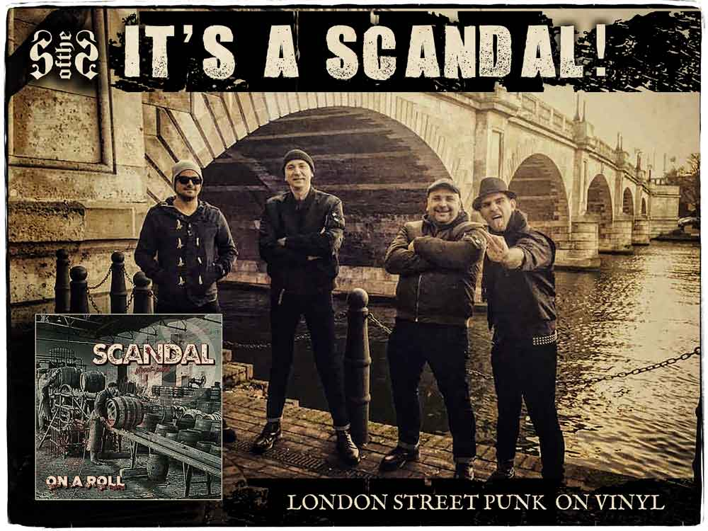 SCANDAL REVIEW IM CRAZY UNITED!