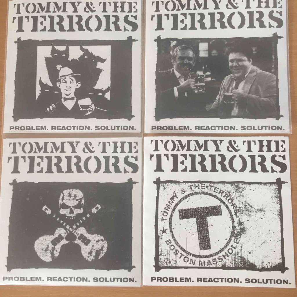 TOMMY AND THE TERRORS LEFTOVER EDITION!